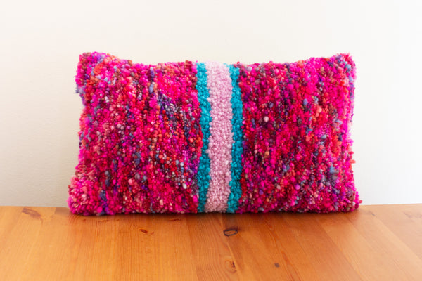 STRIPE rectangle pillow no. 1