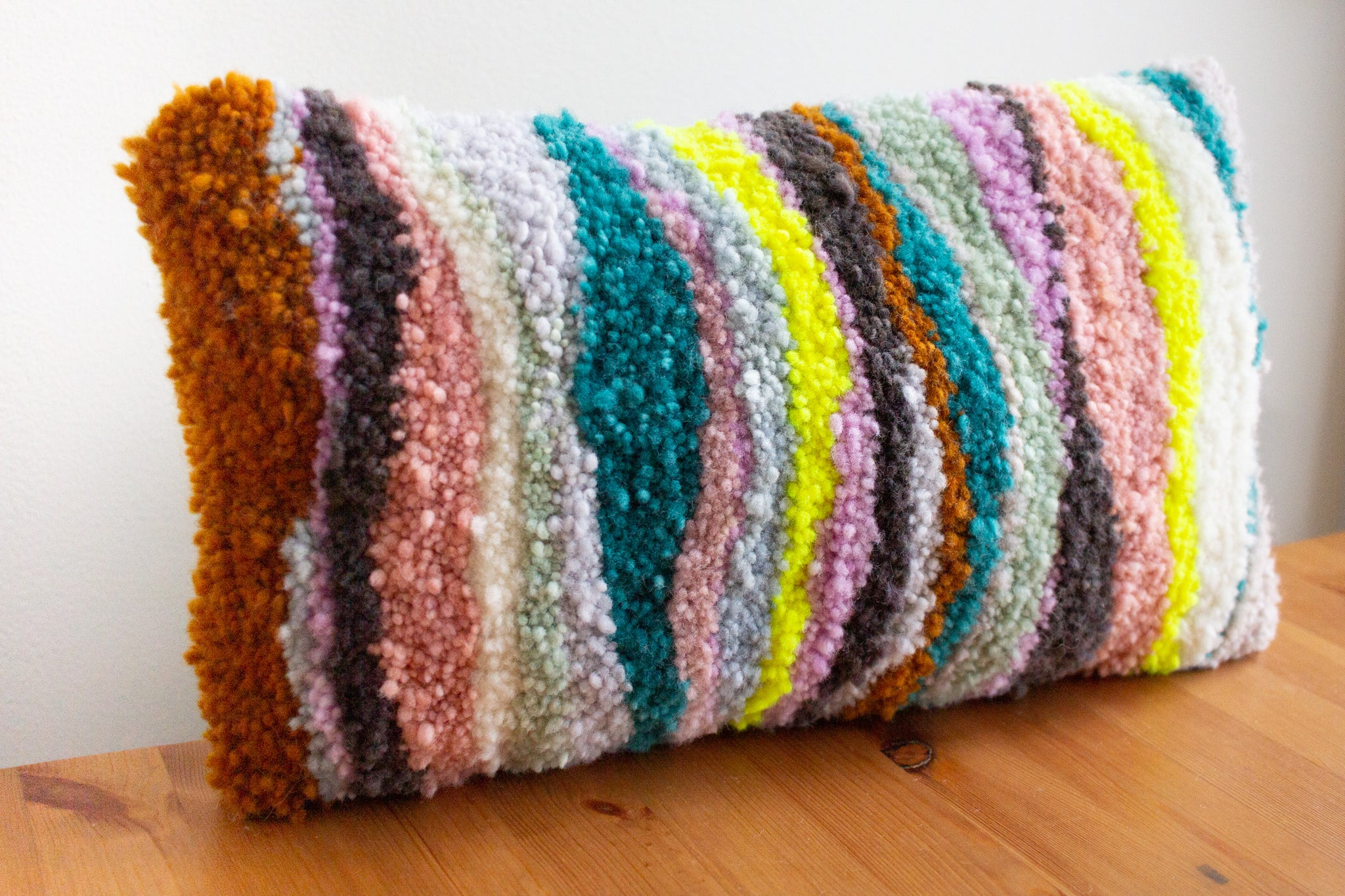 rectangle pillow no. 2