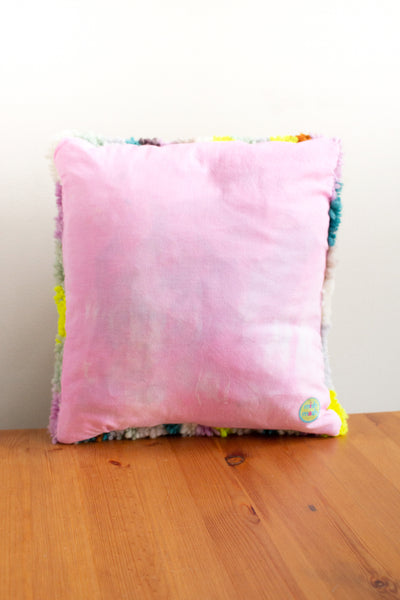 square pillow no. 1