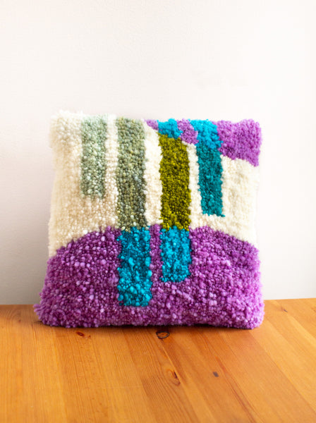 square pillow no. 4