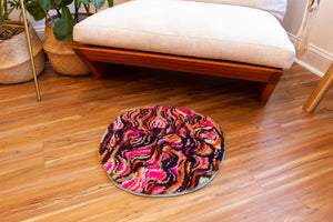 swirly room rug no. 1