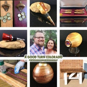 Woodworker Wednesday - A Good Turn Colorado