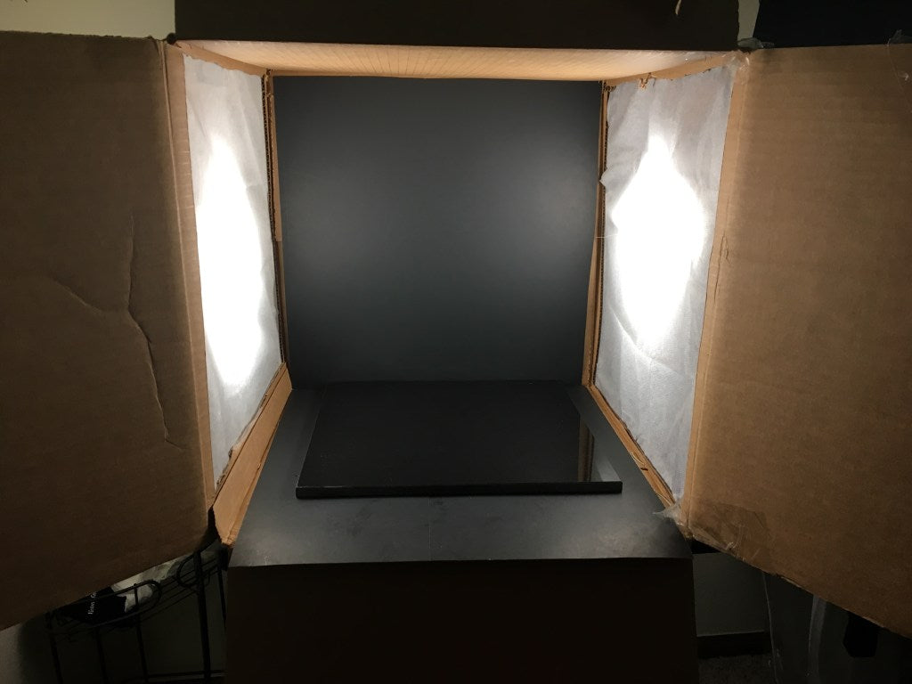 DIY A Photo Light Box