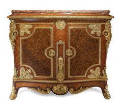 Kingwood chest