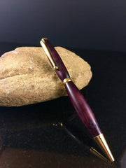 Purpleheart pen