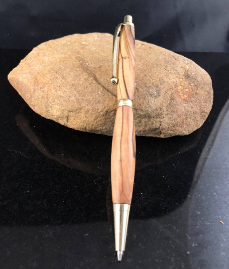 Olivewood mechanical pencil