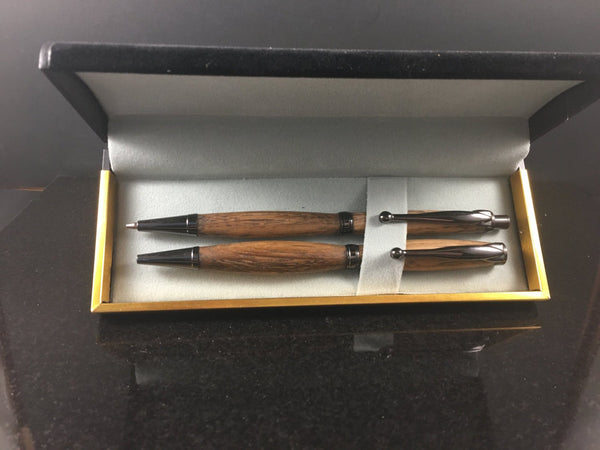 Jack Daniels Pen and Pencil Set