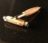 Ambrosia Maple Fountain Pen with Gold - A Good Turn Colorado