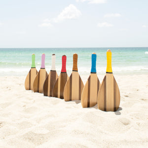 BEACH PADDLES