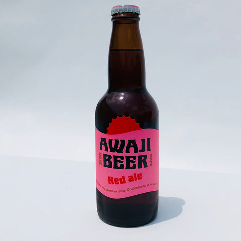 Awaji Beer's Red Ale