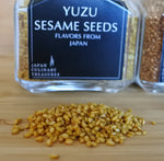 Flavored Sesame Seeds