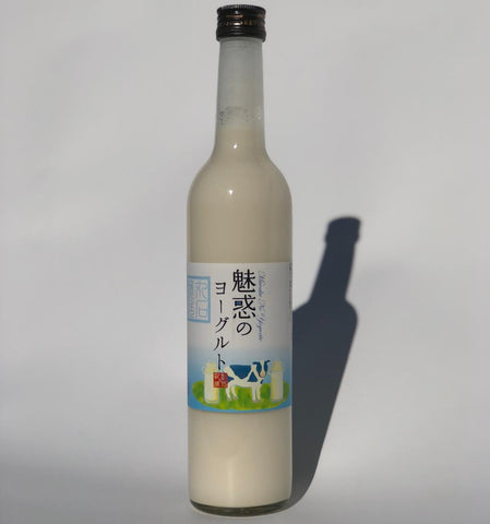 Yogurt Sake