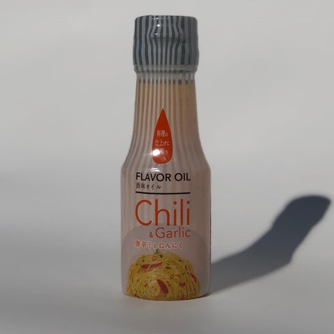 Flavored Oil - Chili and Garlic