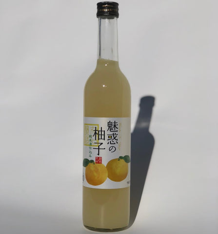 Fruit Sake Yuzu