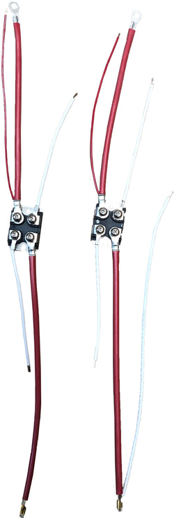 Replacement set of SCR-4 Wire Harness Module for the Titan water heater models N180, N210, N270
