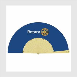 Eventail Publicitaire Rotary