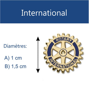Pins Rotary International