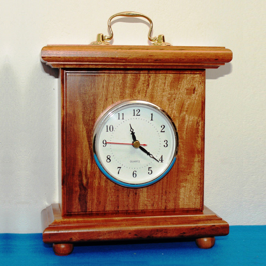 Carriage Clock with Quartz Movement