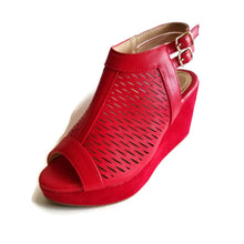 Gera 39 Wedge Sandals