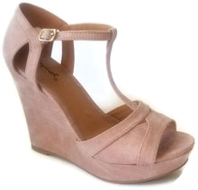 Lena 629 Wedge Sandals