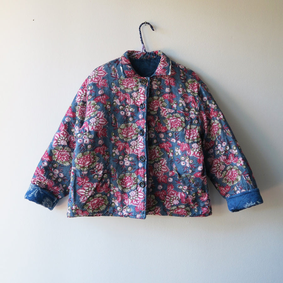 QUILTED COTTON JACKET No.67