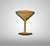 Single Backed Symbol (Martini Glass)