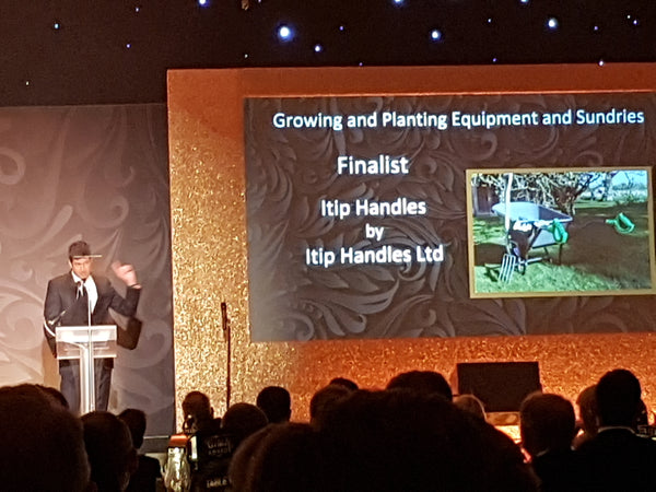 Garden Industry Manufacturer's recognition for iTip Handles