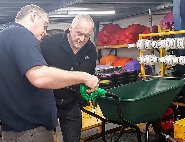 Field trip to the manufacturing hub of Britain with BullBarrows