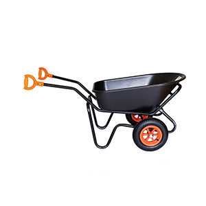 Mammoth Duo Wheelbarrow