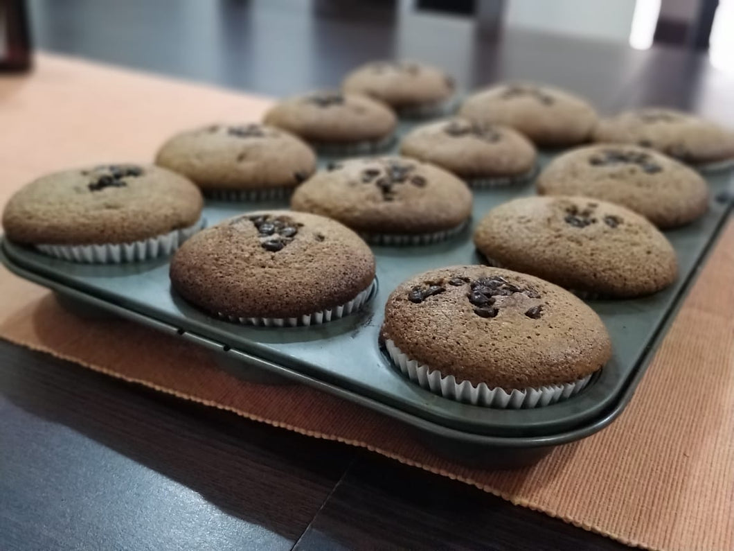 Metamofs Muffins - Choco-chip Vegan