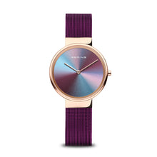 Load image into Gallery viewer, Bering Watch Anniversary | polished rose gold | 10X31-Anniversary3