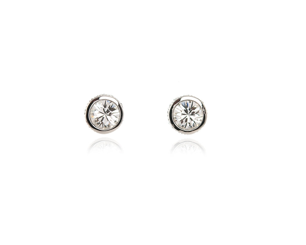 Rocio Silver Earrings