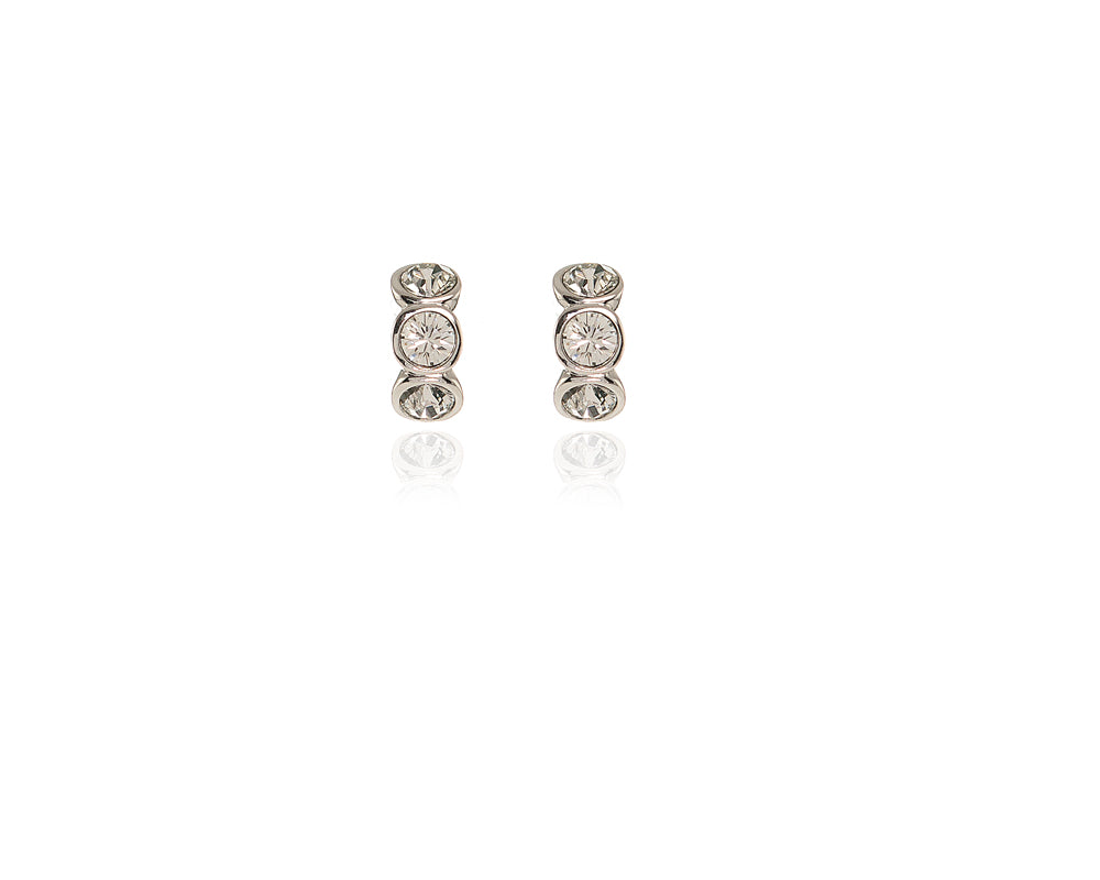 Kacia Silver Earrings