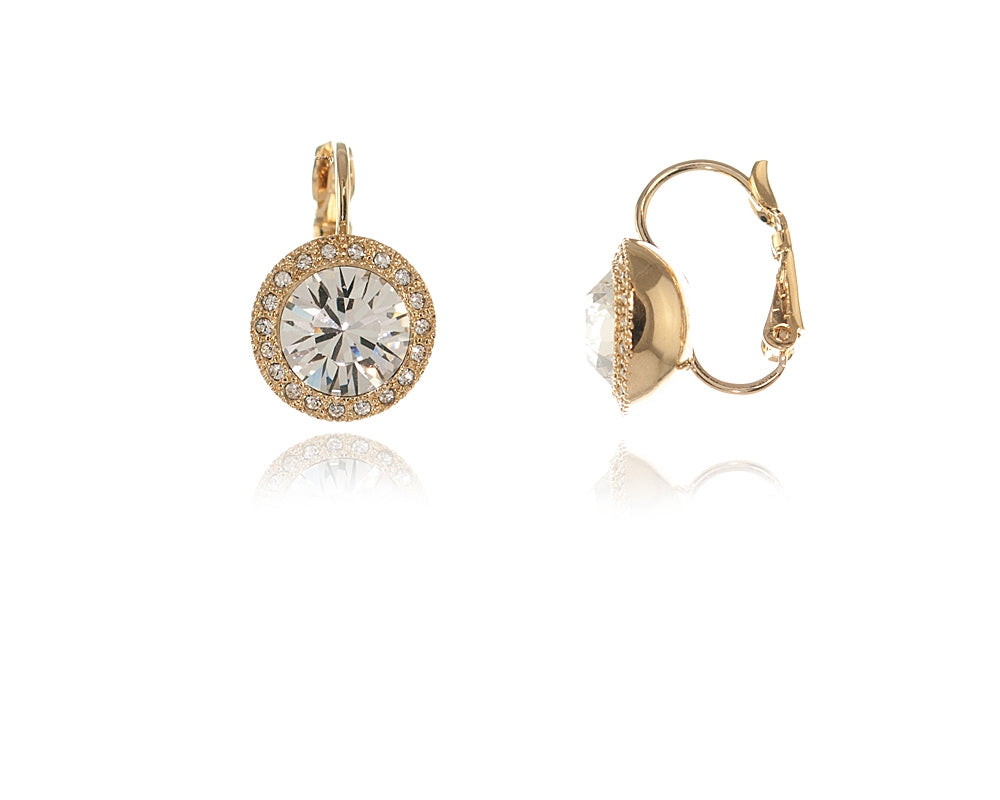 Sosie Gold Earrings