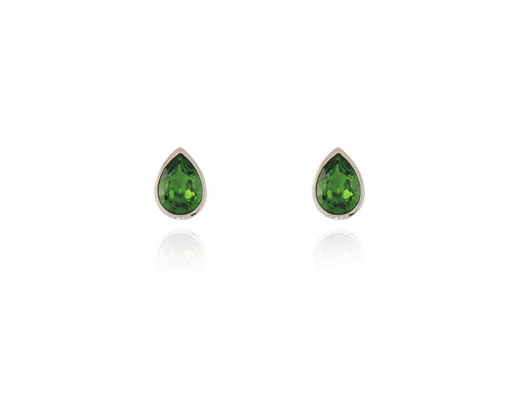 Ran Fern Green Earrings