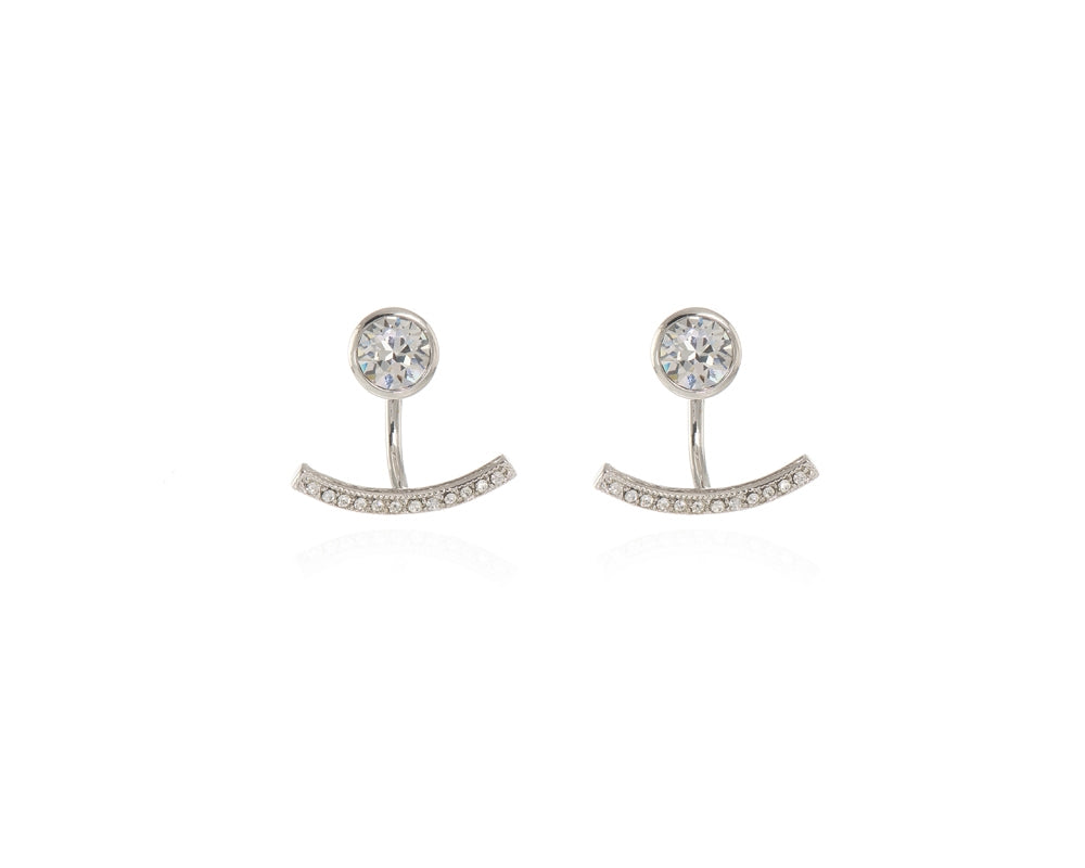 Haile Silver Earrings