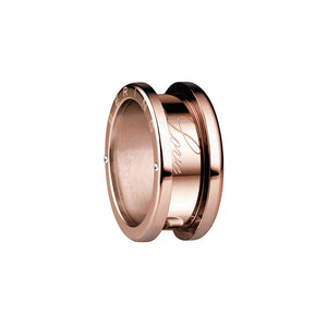Bering Ring | Polished Rose Gold | 520-30-X4 | Outer Ring
