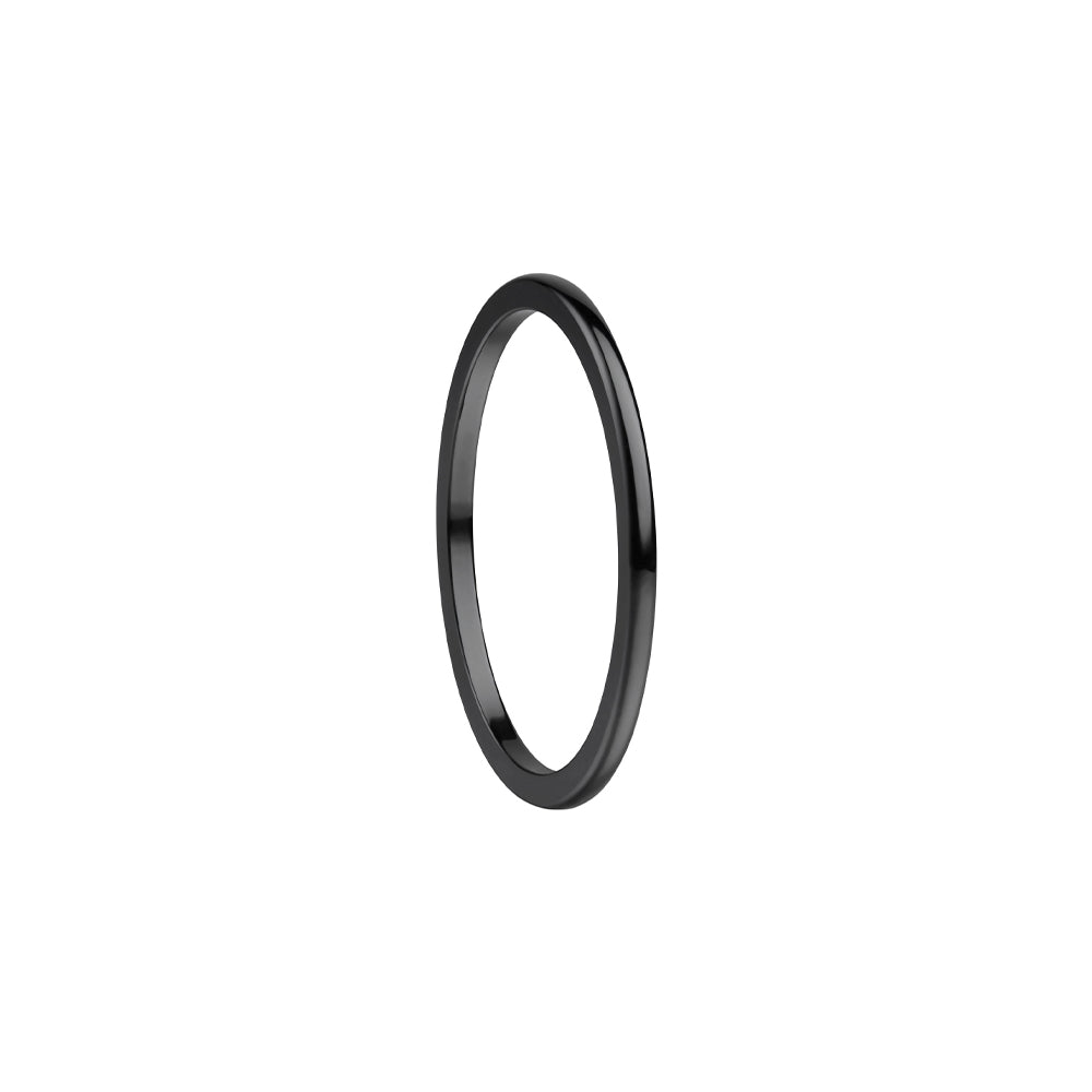 Bering Ring | Polished Black | 564-60-X0 | Inner Ring