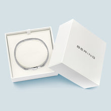 Load image into Gallery viewer, Bering Bracelet Silver Stainless Steel