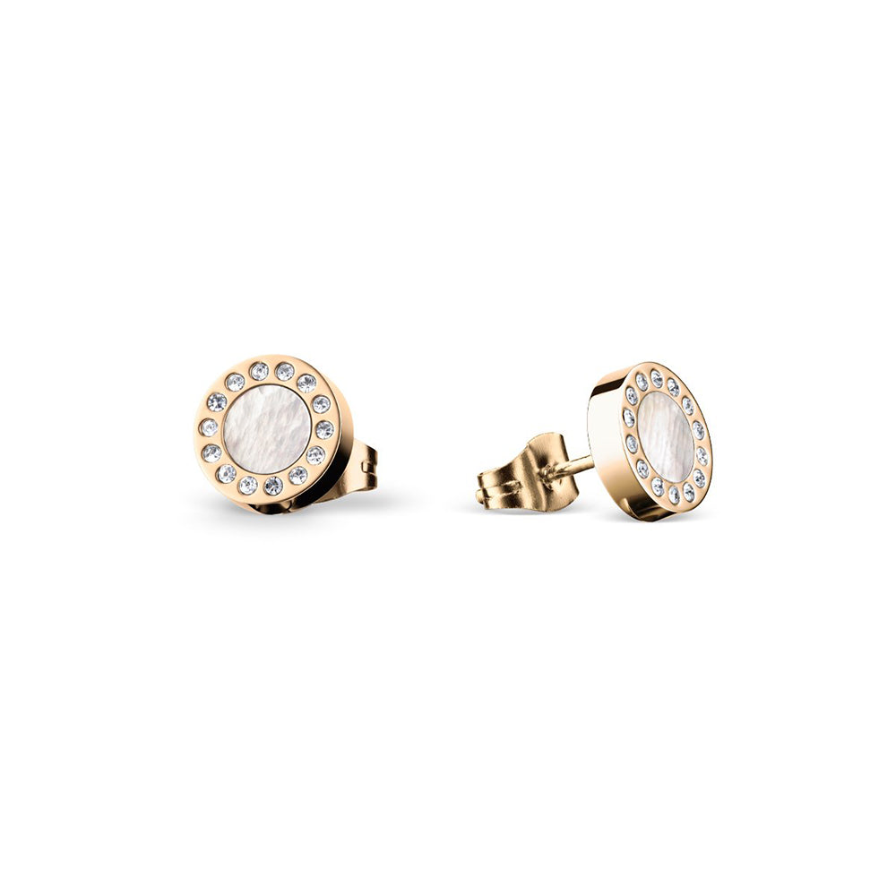 Bering Earrings | Polished Gold | 707-259-05