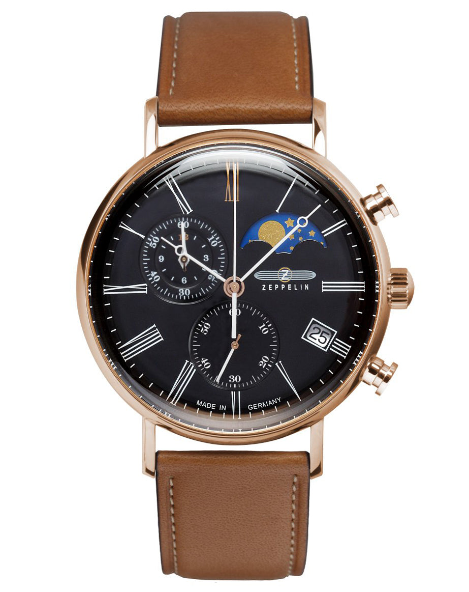 Zeppelin Watch | LZ120 Rome | 7196-2