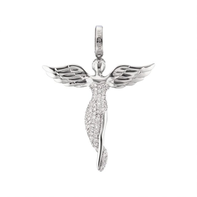 Guardian Angel Pendant Small
