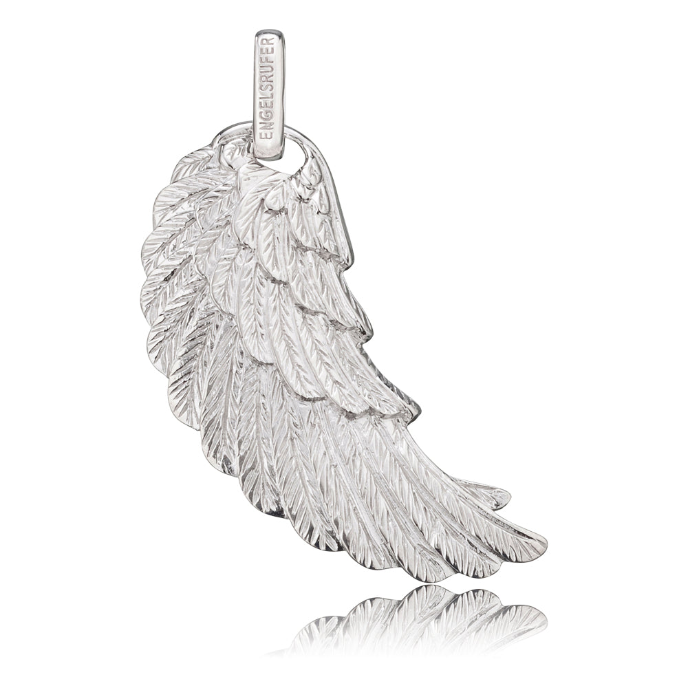 Angel Wing Pendant Small
