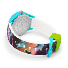 Load image into Gallery viewer, Just Hype Kids Watch | Black with Dinosaur Print | HYK008BU