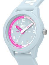 Load image into Gallery viewer, Just Hype Kids Watch | Time Teacher | Pale Purple and Pink | HYK010U
