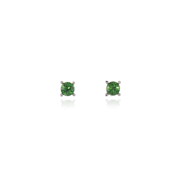 Laine Green Earrings