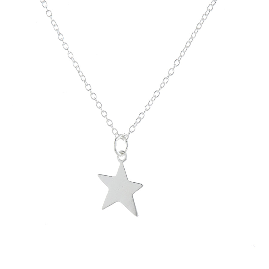 Silver My Lucky Star Pendant