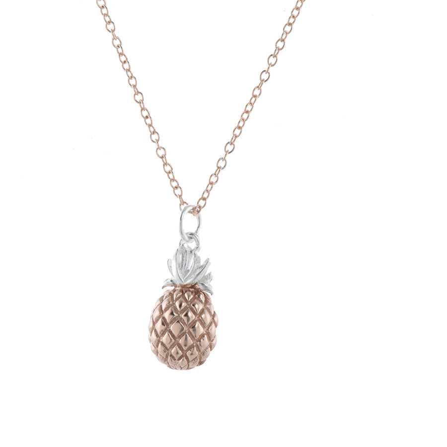 Rose Gold Life Is Sweet Pendant