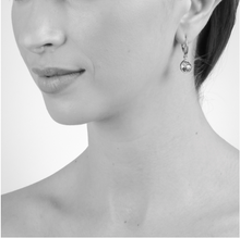 Load image into Gallery viewer, Ebba Lavender Earrings
