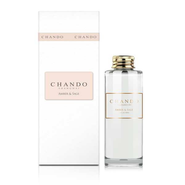 Chando | Refill | Amber and Sage | CRF413AS
